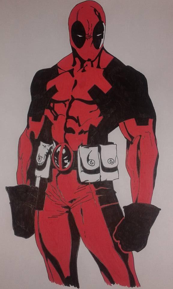 Deadpool par nenet17
